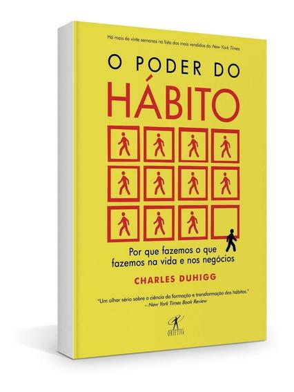 Livro Poder Do Hábito