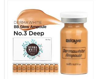 Stayve Vial Dermawhite Bb Glow No.3 Deep