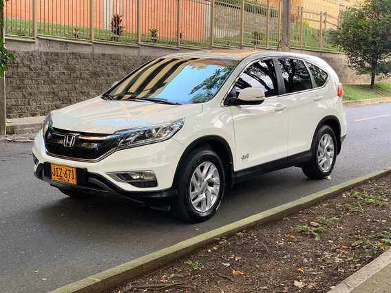 Honda Cr-v Exlc 4x4 Full