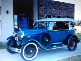 Alquiler Auto Antiguo Casamientos Y Cumple $2800