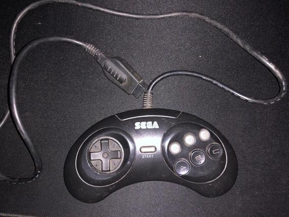 Controle Origina Mega Drive 6 Botões