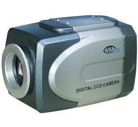 Câmera Profissional I Zirion 1/3 420l S/ Lente Zr-p1013420-a