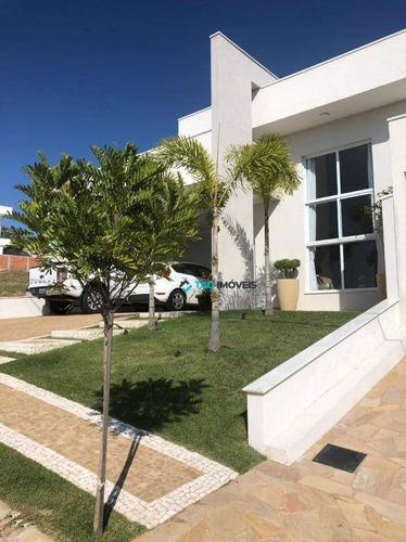 Casa Com 3 Dormitórios À Venda, 186 M² Por R$ 1.000.000,00 - Chácara Alpina  - Valinhos/sp - Ca0960