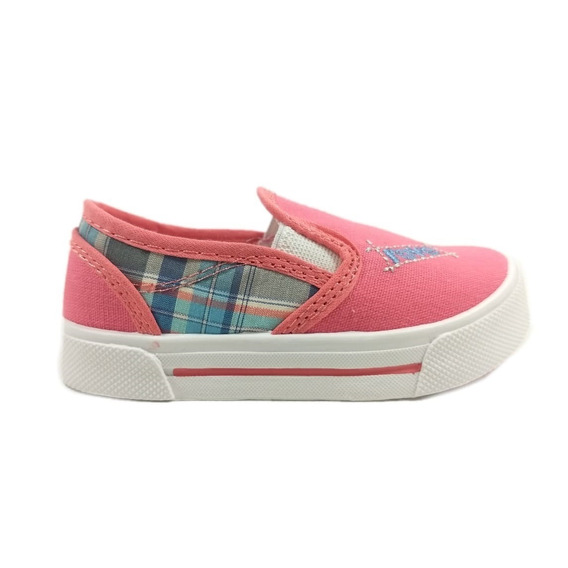 Panchas Rave Nena Lona Coral Escoces N° 20/26
