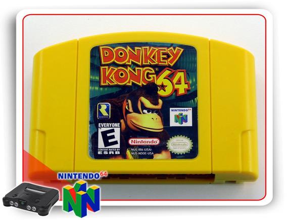 Donkey Kong 64 N64 Nintendo 64 Original