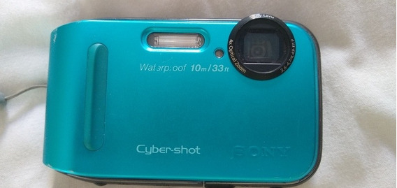 Câmera Digital Sony Dsc Tf1 A Prova D