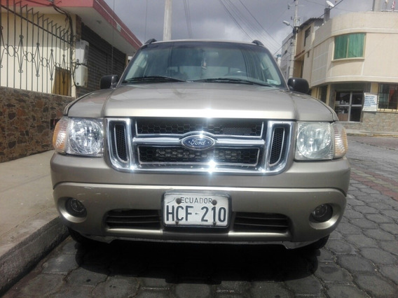 Ford Sport Trac Automatica