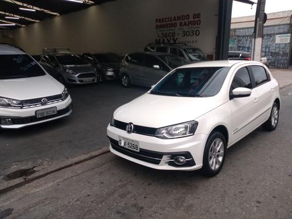 Volkswagen Gol 1.6 Msi Highline Total Flex Automatico 2017