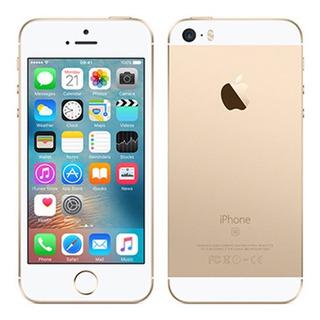 Apple/ iPhone Se 64 Gb/ Gold / A1723/ Liberado/ Casi Nuevo