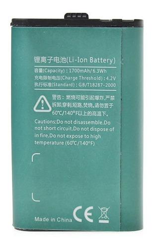 Batería Bl1715 (r*) Para Radios De Comunicación Hyt Tc-320