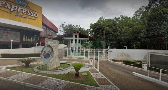 Terreno Em Condominio Fechado À Venda, 3696 M² Por R$ 500.000 - Ponta Negra - Manaus/am - Ideal Para Investidor - Te0781