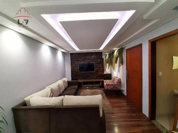 Sobrado Com 3 Dormitórios À Venda, 128 M² Por R$ 440.000,00 - Tingui - Curitiba/pr - So0147