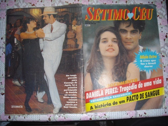 Setimo Ceu Especial 1/1993 - Daniela Perez / Guilherme Padua