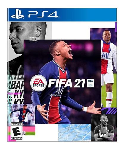Imagen 1 de 4 de Ea Fifa 21 Fifa21 Digital Ps4 Neogamez