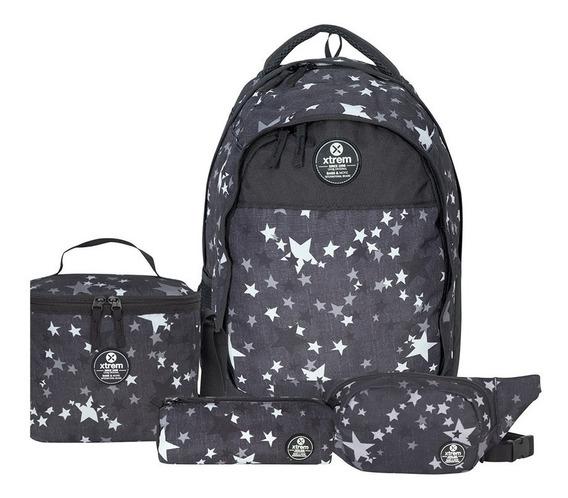 Set Mochila 4 Productos Xtrem Multipack