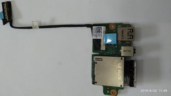 Placa De Áudio Usb Para Notebook Dell Inspiron 14z 5423