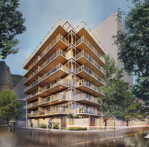 Apartamento À Venda No Bairro Lagoa - Rio De Janeiro/rj - O-4932-12344