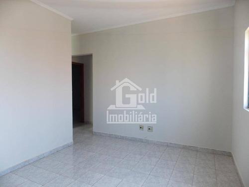 Apartamento Com 2 Dormitórios, 54 M² - Venda Por R$ 150.000,00 Ou Aluguel Por R$ 750,00/mês - Planalto Verde - Ribeirão Preto/sp - Ap4415