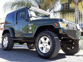 Jeep Wrangler 4.0 Rubicon Techo Duro 4x4 At