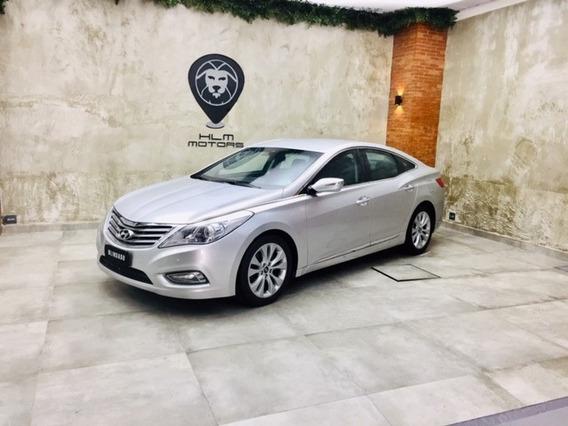 Hyundai/azera 3.0 V6 2012/2013 Prata 59mkms Blindado Avallon