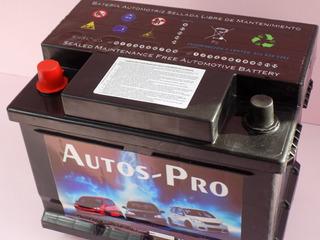 Baterías Carro 800 Sellada Libre De Mantenimiento Autos Pro