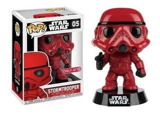 Funko Pop Stormtrooper 05 Star Wars Edicion Especial Target
