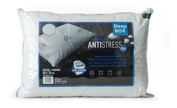 Almohada Antistress Sleep Box