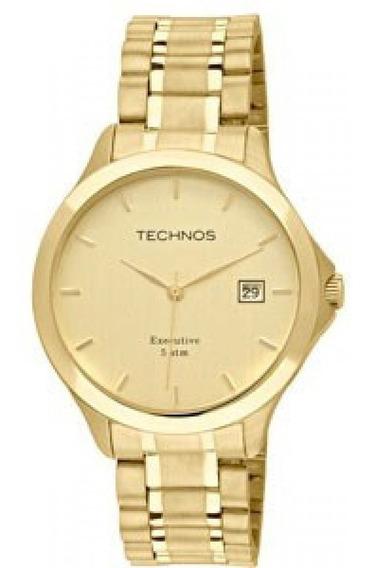Relógio Technos Masculino Classic Steel 1s13bw/4x Original