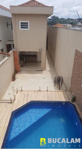 Imagem 1 de 13 de Sobrado Para Venda No Vila Sonia - 4096-pm