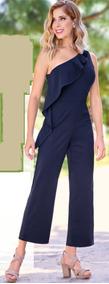 Jumpsuit Azul Marino 373-53