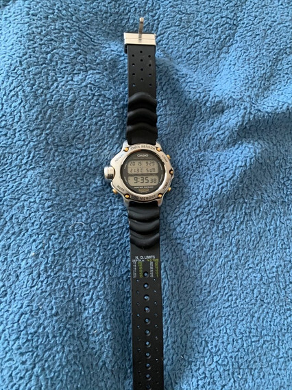 Relógio Casio Dep-600