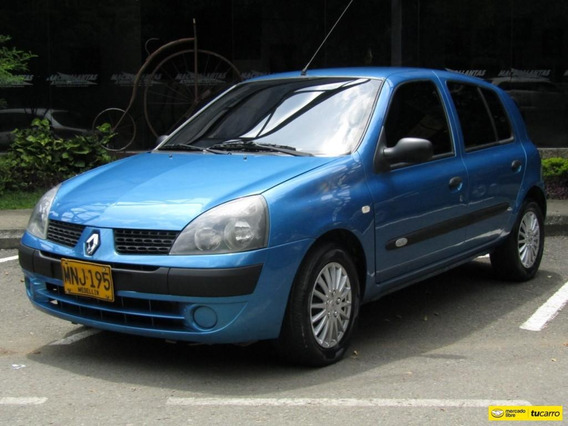 Renault Clio Authentique 1400 Cc Mt