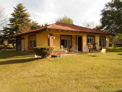 Venta Casa Quinta En El Candil, A Metros De Ruta 8