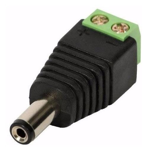 Conector P4 Macho C/ Borne