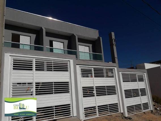 Casa Com 2 Dormitórios À Venda, 72 M² Por R$ 230.000,00 - Jardim Santo Antonio - Franco Da Rocha/sp - Ca0528