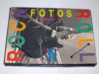 Coleccion De 43 Fotos - Rock N Roll - Eduardo Rey - Envios