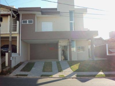 Casa Residencial À Venda, Loteamento Residencial Santa Gertrudes, Valinhos. - Ca4746