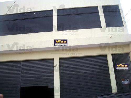 Imagem 1 de 11 de Prédio Para Locação Em Bandeiras  -  Osasco - 23196