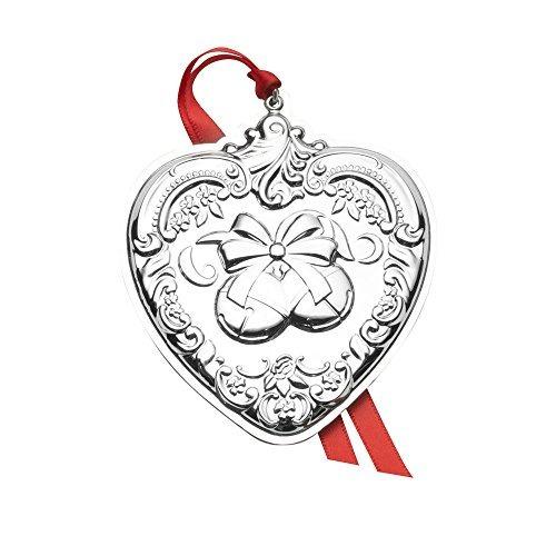 Wallace Grande Barroco Diseño De Corazón De Ley 5224483201
