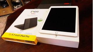 Apple iPad Air 2 16gb Silver + Teclado Bluetooth Nuevo
