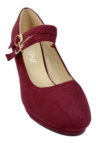 Imagen 1 de 4 de Zapato De Mujer Pg750-13