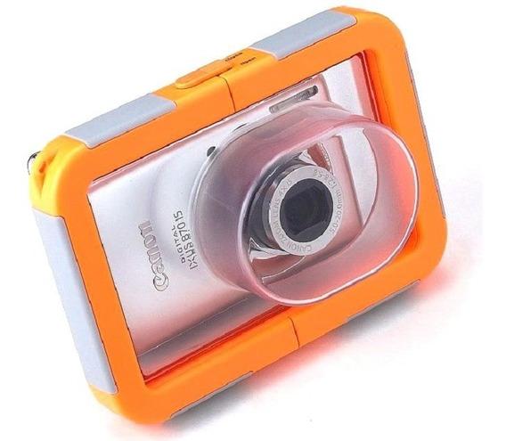 Caixa Estanque Camera Caixaflex À Prova D