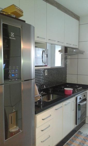 Lindo Apartamento 55, 2 Dormitórios Em Osasco - Apu00306