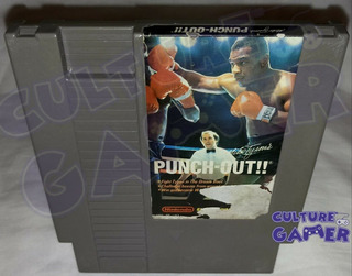 Mike Tyson´s Tyson Tysons Punch Out De Nes En Culture Gamer