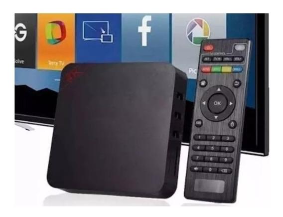 Mini Pc Smart Tv 4 Gigas De Ram 32 De Memória Interna.