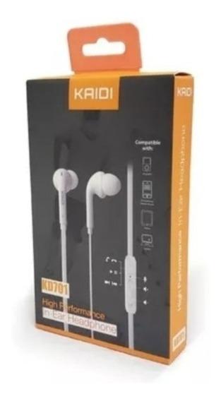 Fone De Ouvido Headphone Kaidi