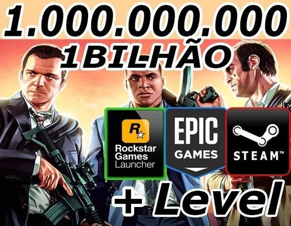 Dinheiro Gta V Online Pc 1 Bilhão