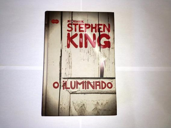 O Iluminado - Capa Dura - Bibioteca Stephen King