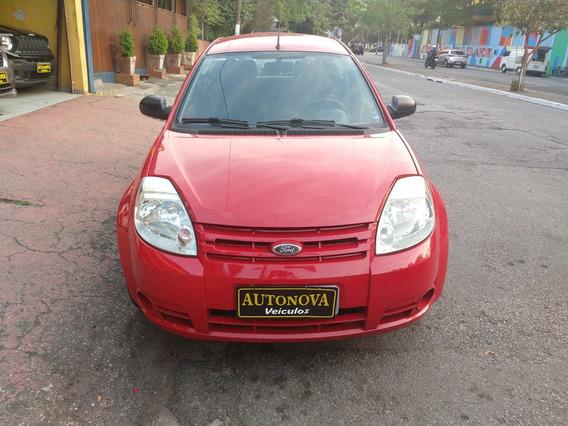 Ford Ka 1.0 2010 Flex Revisado Baixa Km Novo