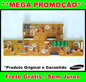 Placa Z-sus Tv Samsung Pl60f5000ag * Promoção *